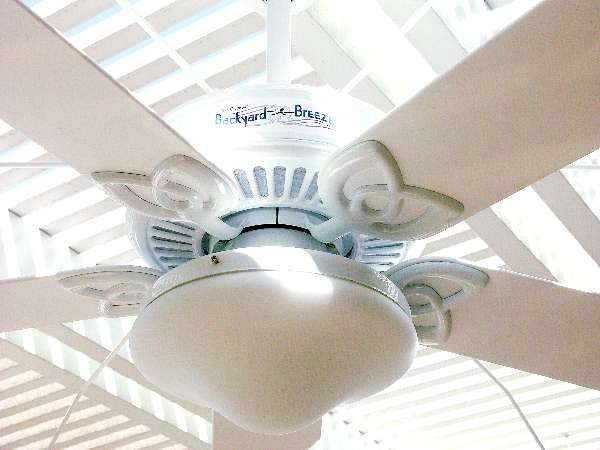 High Pressure Original Backyard Breeze Fan Unit ~ $699.00